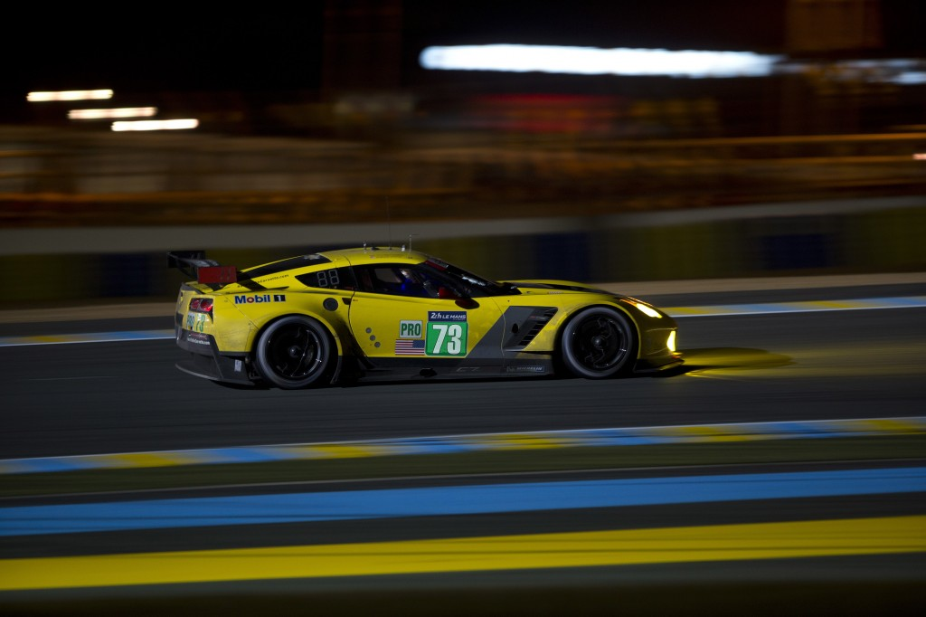 Corvette Racing Le Mans 2014